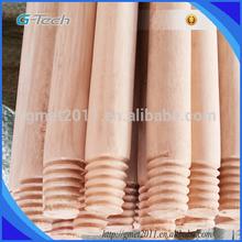 escoba y mopa palos naturales de madera de Eucalyptus al por mayor