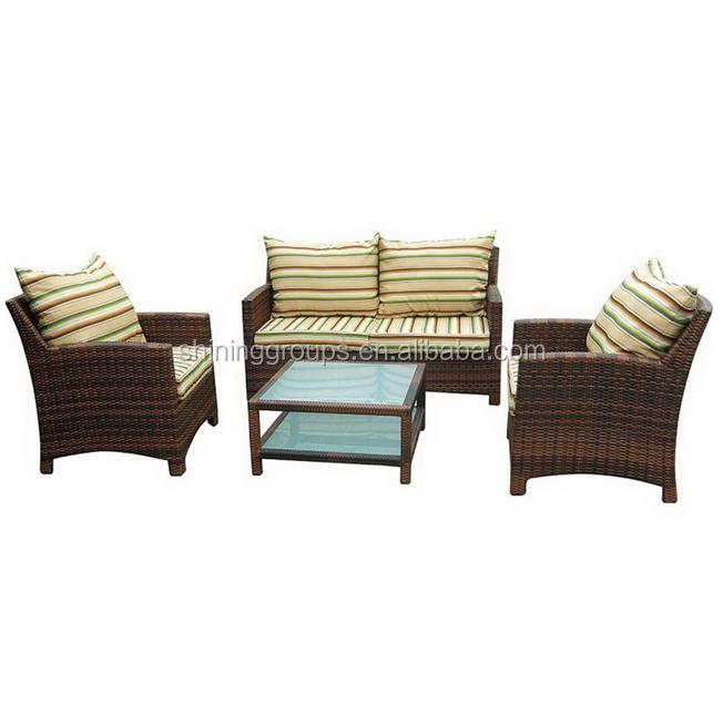 C064 b Wholesale Nature Sofa simple Outdoor Furniture