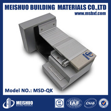 50-200mm recessed design metal beveled concrete joint sealer