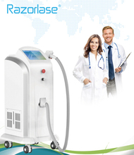 latest innovative dermatological hair removal laser equipment with medical ce fda