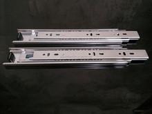 Furniture hardware 3 Folds mepla drawer slide