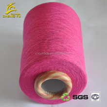 regenerated pc or tc or coton polyester blend mix yarn curtain
