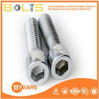 OEM supplier hex socket head cap screws and fasteners