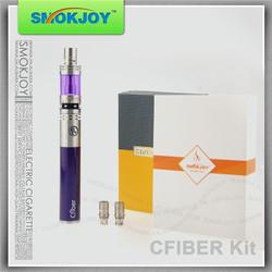 best sell box mod Temp control CFiber 100W from Smokjoy company