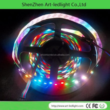 digital DC12V 30LED 10Pixel lpd 6803 dream color led strip