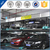 stack steel structure smart parking vehicle rotary parking system