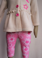 Lovely kids clothes set wholesale /Baby Girl Boutique Clothing Set