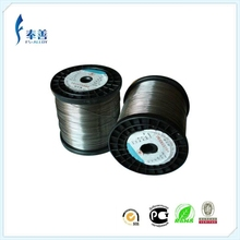Cr20Ni80 nickel chrome bright soft annealed wire