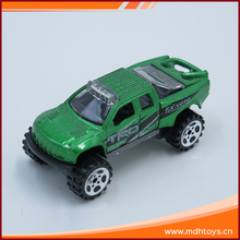 Wholesale cheap kids metal toy off road car die cast model with EN71