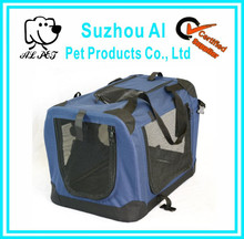 2015 High Quality Waterproof 600D Oxford Soft Sided Pet Carrier