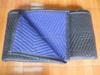 Polyester moving blanket