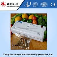 Mini household food vacuum packaging machine