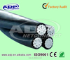 High voltage 95mm abc cable/ AAC AAAC ACSR cable