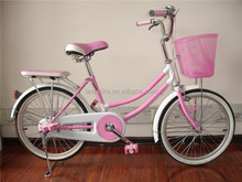 20 INCH LADY/PRINCESS CITY BIKE/STEEL FRAME