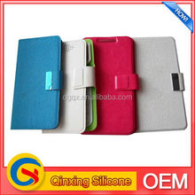 Modern hot sell universal leather case for mobile phone