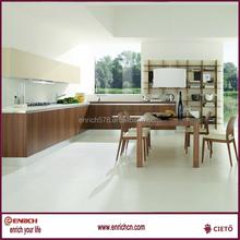 luxury kitchen cabinet design/metal pedestal