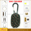 top sale camping emergency tool kit for survival