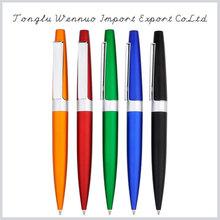 Novelty promotion elegance plastic ball pen