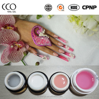 CCO crystal nails uv gel UV/LED princess uv bulider gel polish