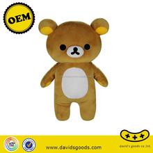 custom different size bear toys wholesale plush toys favorable price plush toys
