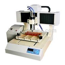 Jinan High Quality Factory Provided Mini Cnc Router Machine for cooper making