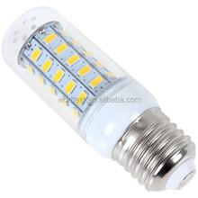 600 Lumens 9W 12VDC E26 E27 Base Socket Screw LED Corn Light Lamp Bulb 12V Volts