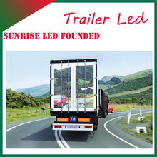 mobile truck display pitch 6 8 10 12 16mm, vivid pictures, high definition vidoe