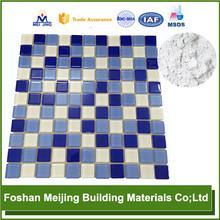 Profissional de volta revestimento de parede externa para mosaico de vidro fabricação