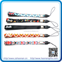 Popular personalized hand cell phone strap