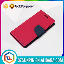 Dustproof pu leather mobile phone cover for nokia x2