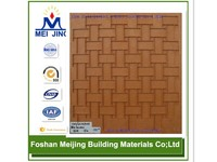 high quality square grid resin ball mold for paving mosaic tile