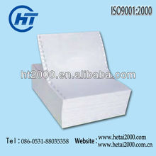 White Color 80gsm Computor Printing A4 Recycled Paper Price Wholesaler
