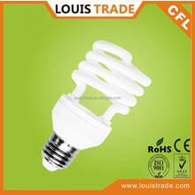 T2 half spiral cfl 20W with high quality