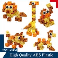 Education 30pc block set children enlighten toy brick