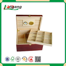 Manufacturing wholesale wooden cigar boxes for sale