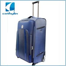 Cathylin 2015 compass luggage trolley bag good quality hot sell popular luggage ,fashion designer hand trolley bags luggage