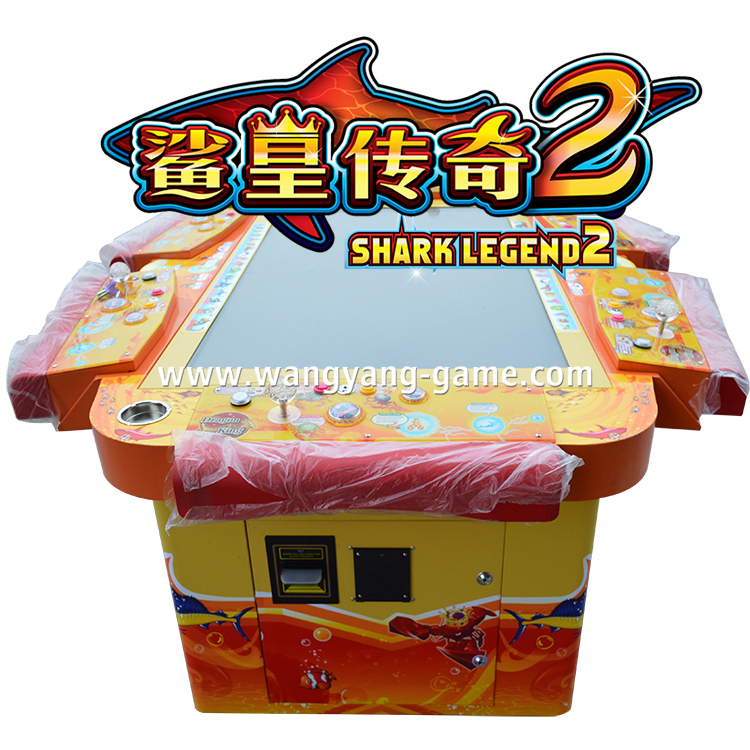 Igs fishing arcade games shark king legend 2 fish game for Fish game gambling