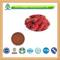 GMP Factory Supply 100% High Purity Schisandra Berries P.E.