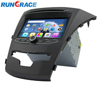 HD 800 X 480 Support DVD AM FM Radio TV Bluetooth USB SD 7 Inch Touch Screen double din Car DVD Player support garmin nuvi gps