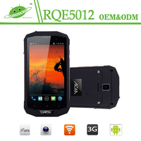 5 inch MSM8926 Quad core 4G Rugged Smart Phone, Rugged Smartphone with Android 4.4 NFC IP68 phone