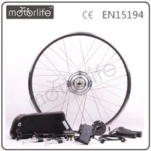 Motorlife/oem 80cc bicicletta elettrica motore del mozzo della ruota kit motore
