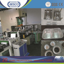 Convenient Carry Out Aluminium Foil Plate Machine for Food Packaging