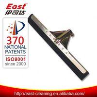 metal water broom industrial floor squeegee brush