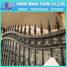 Home Main Panel For Yard Decorative Gate