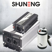 SHUNENG 20a pwm 12v solar charger controllers