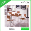 Melamine stickers dining table for sale DS1008-28