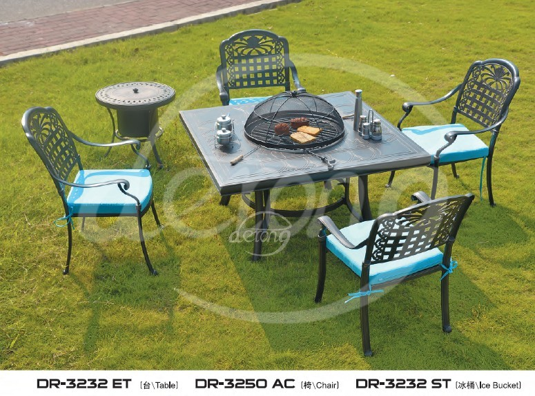 야외 휴대용 라운드 알루미늄 숯불 바베큐 그릴 비슷한 한국어 ...