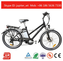 500W aluminum alloy electric bike for adults JSE46