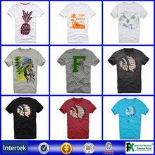 Zero risk of online shopping S M L XL Summer wholesale striped t-shirt