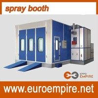 2015 CE Car Paint Booth / Spray Booth EPS Panel or Rock Wool Panel EP-30